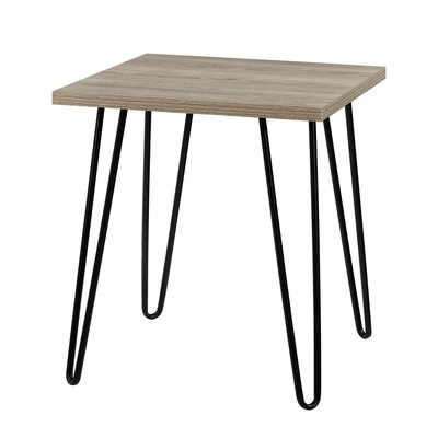 Folkston End Table Finish: Rustic Oak by Zipcode Design