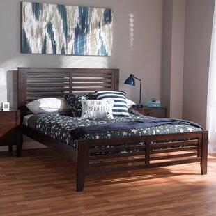 Gillies Full Platform Bed by Ebern Designs