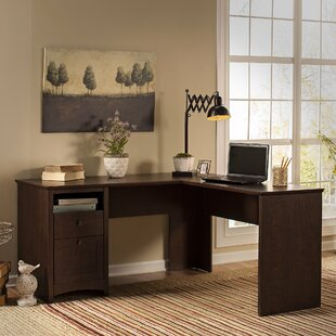 Charmant Buena Vista L Shaped Computer Desk