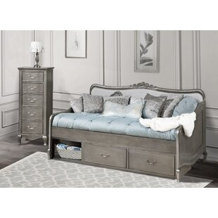 Troutdale Daybed with Underbed Drawers by Greyleigh