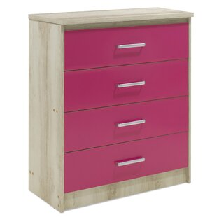 Epps 4 Drawers Chest By Isabelle & Max
