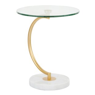 Anand End Table By Orren Ellis