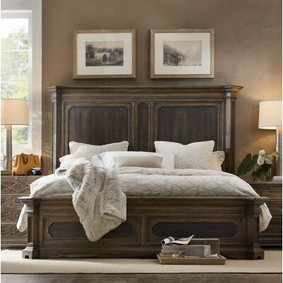 Hooker Furniture Hill Country Storage Panel Bed
