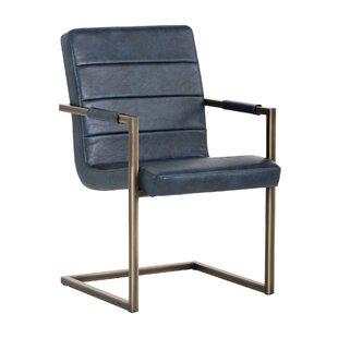 Jafar Upholstered Armchair (Set of 2) by Sunpan Modern