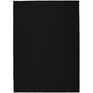 Great choice Black Herald Square Area Rug ByGarland Rug