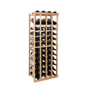 Vintner Series 48 Bottle Floor Wine Rack ..
