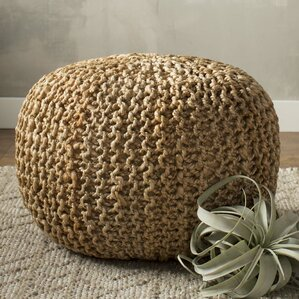 Affordable Odin Sphere Pouf Ottoman by Beachcrest Home