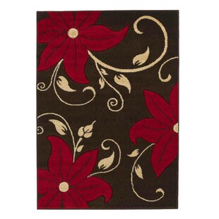 Verona Brown/Red Rug by Savoy House