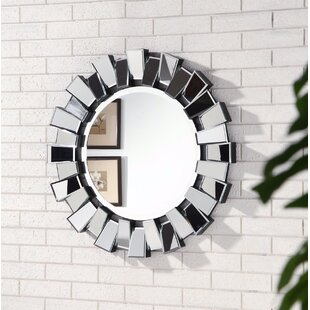 Ira Accent Mirror by Wrought Studio