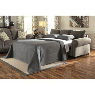 Cassie Sleeper Configurable Living Room Set by Darby Home Co