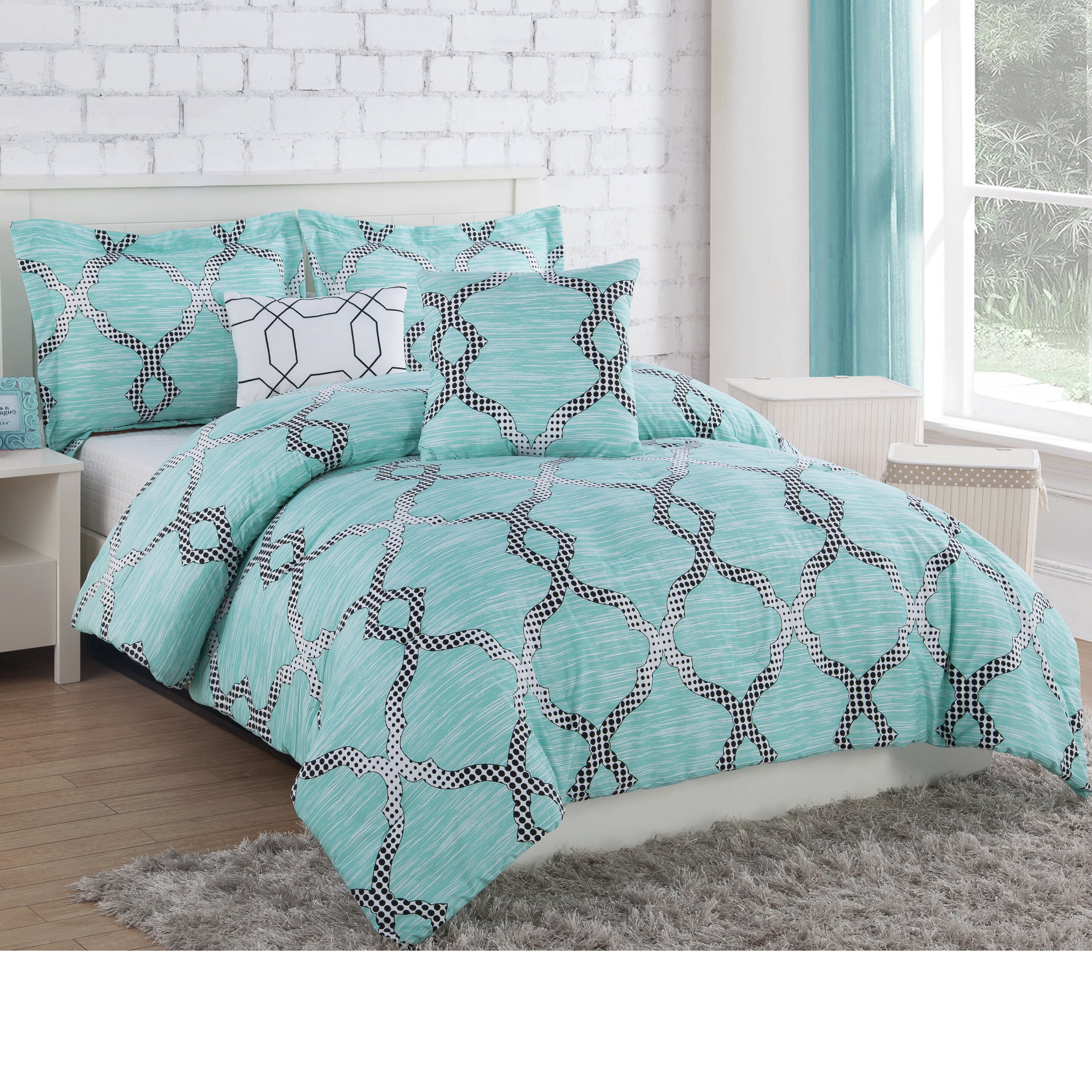 product sets teal hei set in store beyond comforter bath piece wid bed qlt claire