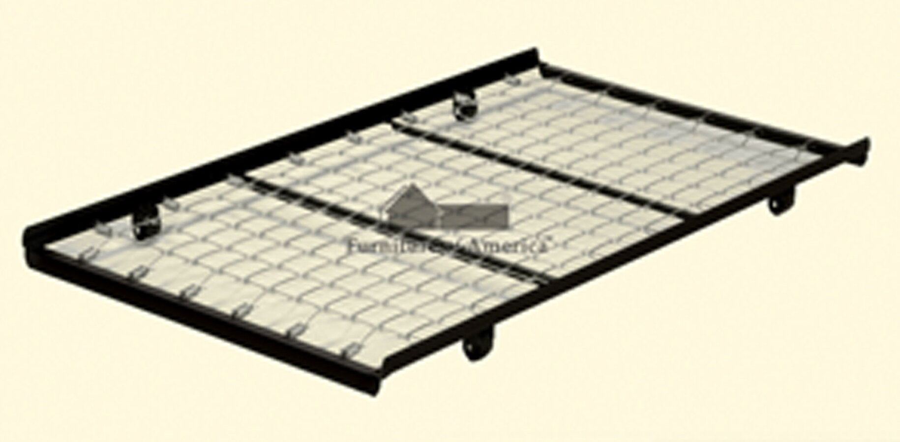 new product 00f21 f7f06 Bed Frame Trundle