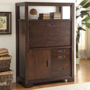 lancaster computer armoire