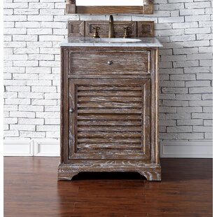 Osmond 26 Single Driftwood Bathroom Vanity Set by Greyleigh