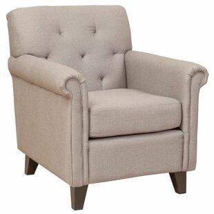 Andover Mills Blarwood Tufted Armchair