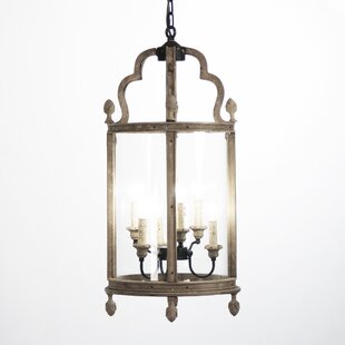 Zentique Adan 6-Light Indoor Hanging lantern