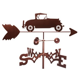 Model A Car Auto Weathervane By SWEN Products