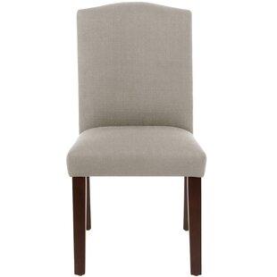 Bishop Upholstered Side Chair