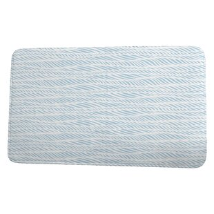 Best Review Doss Rolling Waves Bath Rug ByRosecliff Heights