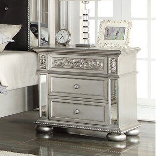 Compare & Buy Kynlee 3 Drawer Nightstand by Willa Arlo Interiors