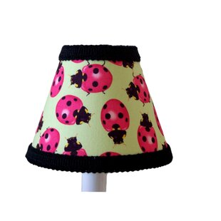 Bug Madness 11 Fabric Empire Lamp Shade