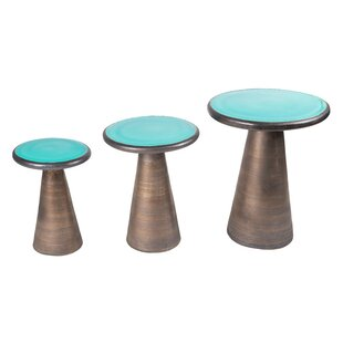 Segment 3 Piece Nesting Tables