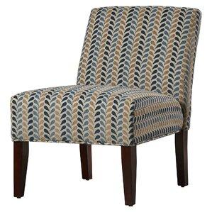 Donegan Linen Slipper Chair by Mercury Row