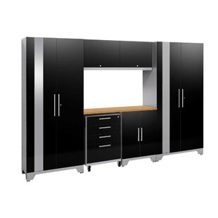 Performance 2.0 Series 7 Piece Storage Cabinet Set by NewAge Products