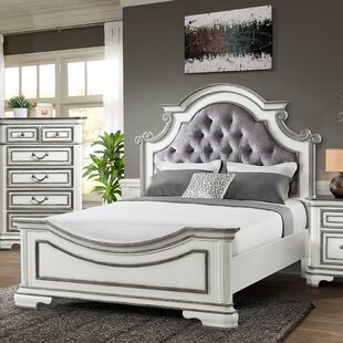 Check Prices Newsom Panel Bed by House of Hampton Reviews (2019) & Buyer's Guide