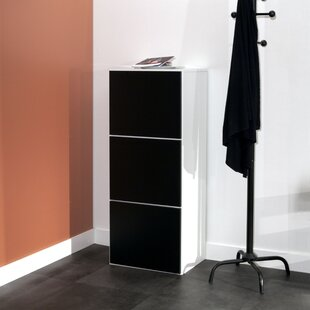 Bamboo 6 Pair Shoe Storage Cabinet ByIvy Bronx
