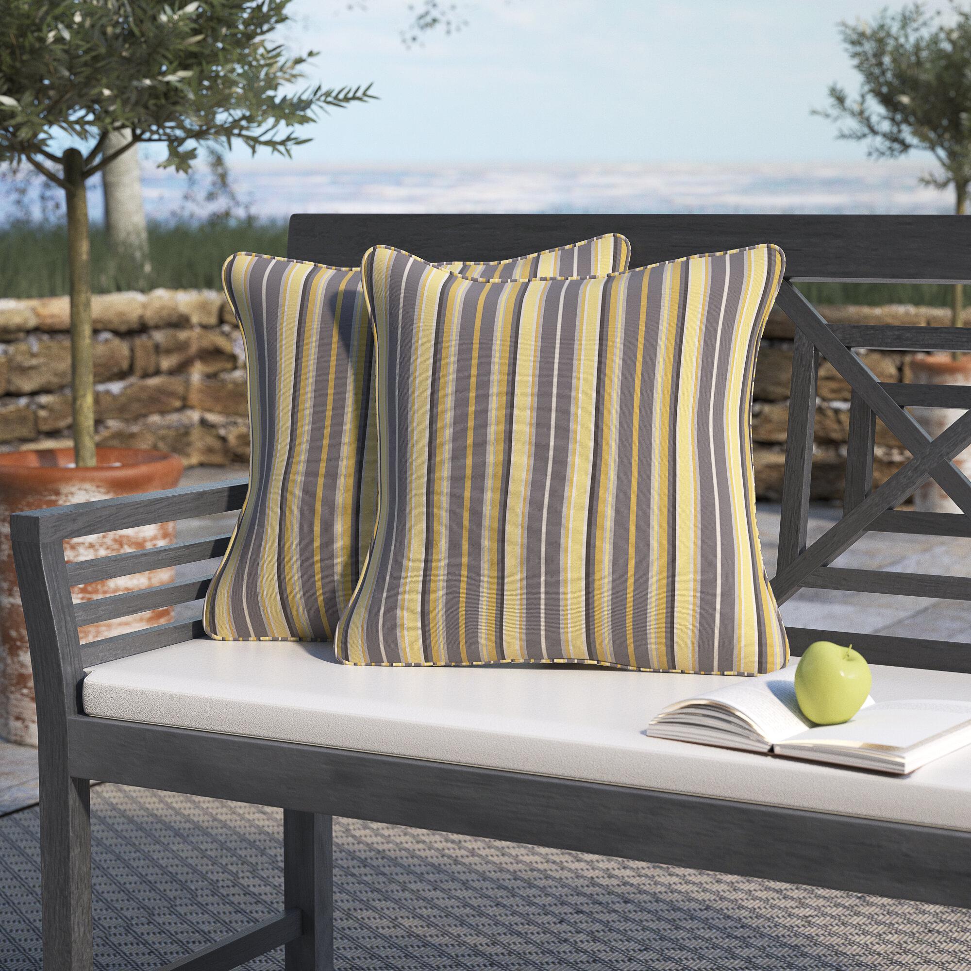 Awe Inspiring Villines Indoor Outdoor Throw Pillow Evergreenethics Interior Chair Design Evergreenethicsorg