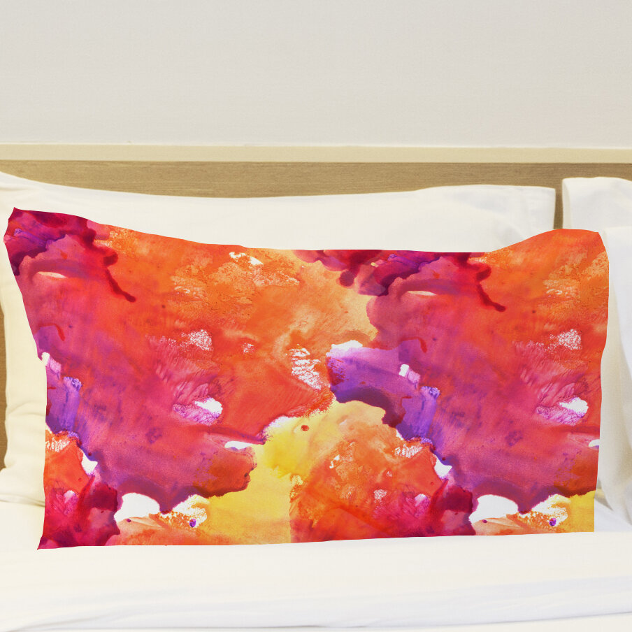 Orange One Bella Casa Sheets Pillowcases You Ll Love In 2021 Wayfair