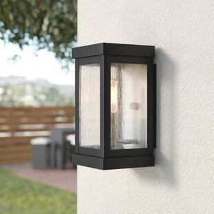 Demko Outdoor Wall Lantern