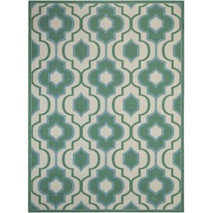Palisades Jade Indoor/Outdoor Area Rug