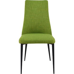 Caelum Upholstered Dining Chair (Set of 2) (Set of 2) by Brayden Studio