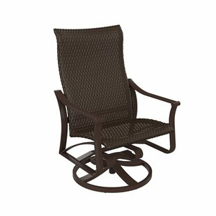 Corsica Swivel Patio Dining Chair