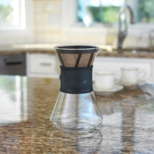 8-Cup Pour-Over Coffee Maker