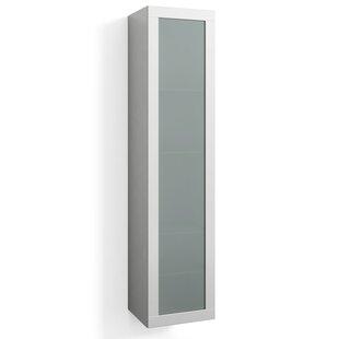 Pryor 40 X 172cm Wall Mounted Tall Bathroom Cabinet By Ebern Designs