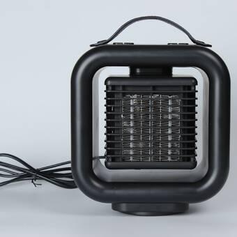 Kaz Uberheat 250 Watt Electronic Fan Baseboard Heater Wayfair