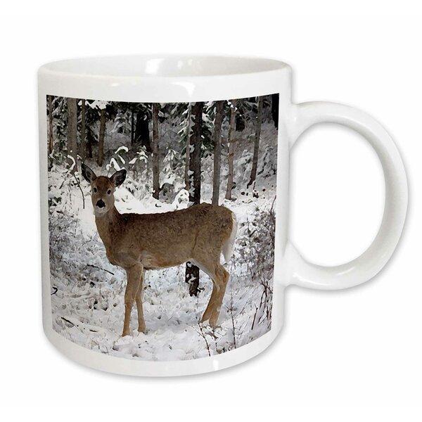 Deer Coffee Mugs Wayfair