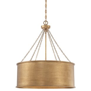 Drum pendant lighting styles for your home joss main save to idea board aloadofball Gallery