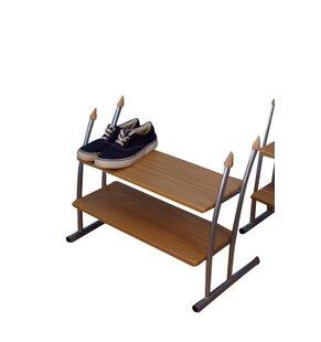 Buy Sale 6 Pair Shoe Rack