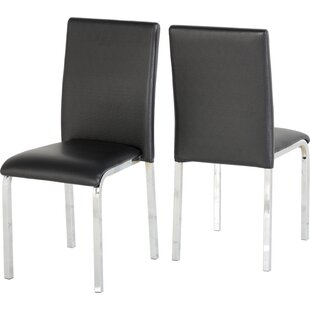 Blumberg Upholstered Dining Chair (Set Of 4) By Metro Lane