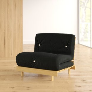 Kaley 1 Seater Futon Chair By Zipcode Design
