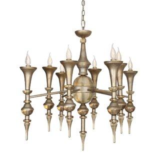 Darby Home Co Lourenco 8-Light Chandelier