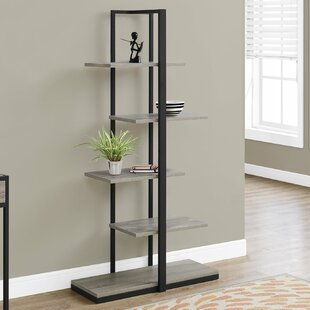 Blalock Etagere Bookcase by Gracie Oaks