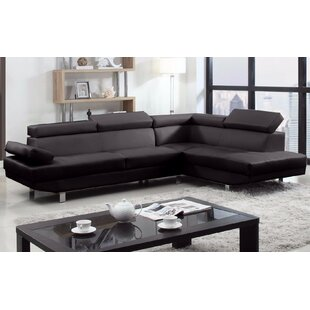 Orren Ellis Dynamite Reclining Sectional