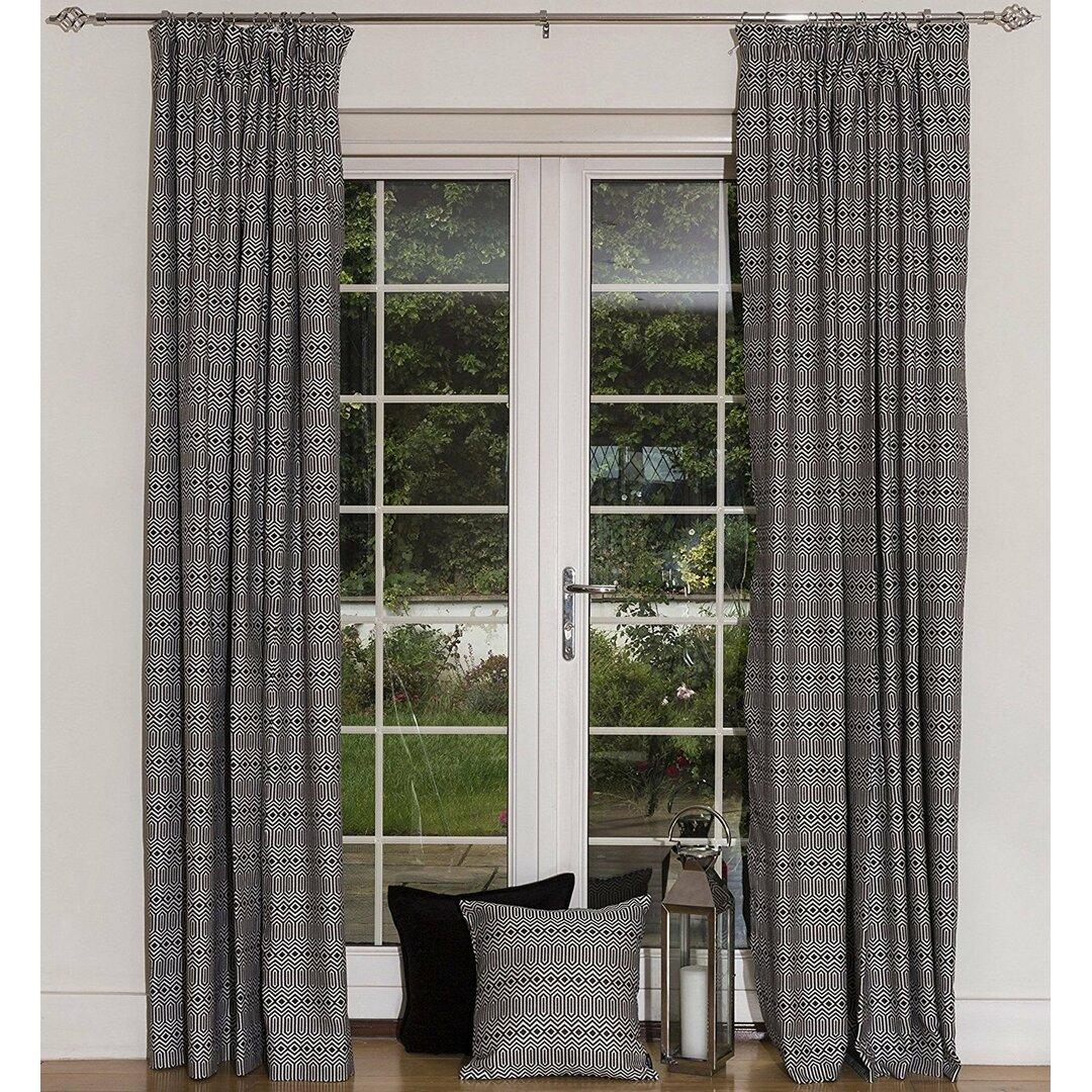 Cynthia Blackout Thermal Curtains