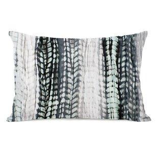 Dye Pattern Sky Lumbar Pillow