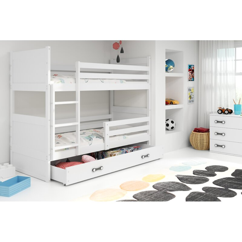 Yoselin Bunk Bed with Drawer